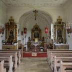 St. Peter Innenansicht