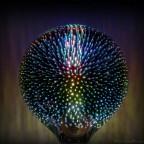 Feuerwerk in Form