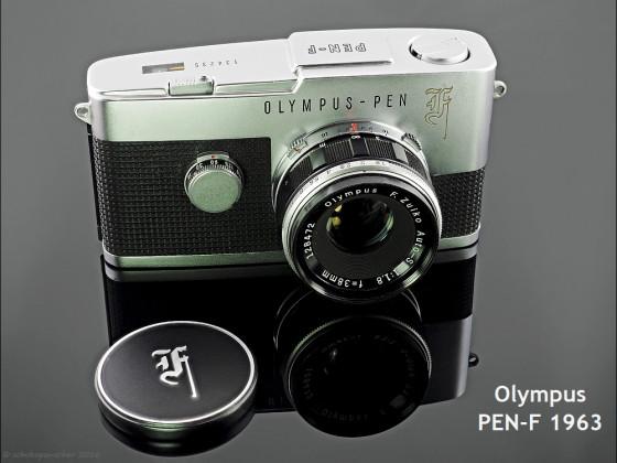 Olympus PEN-F 1963