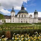 Kloster Ettal Aussen