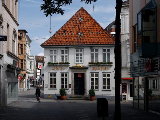 Oldenburg, Hirschapotheke