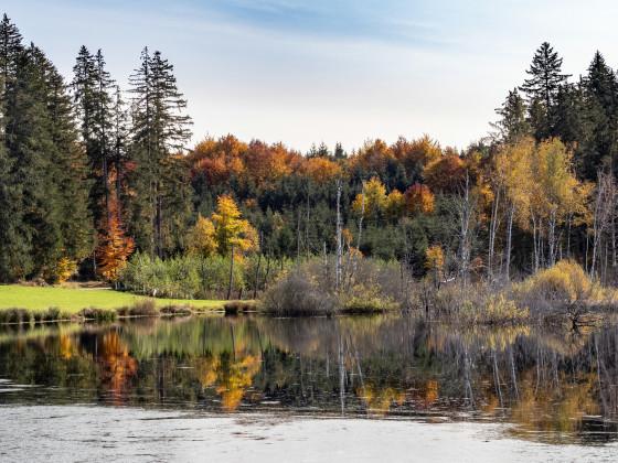 Der Herbst lässts krachen