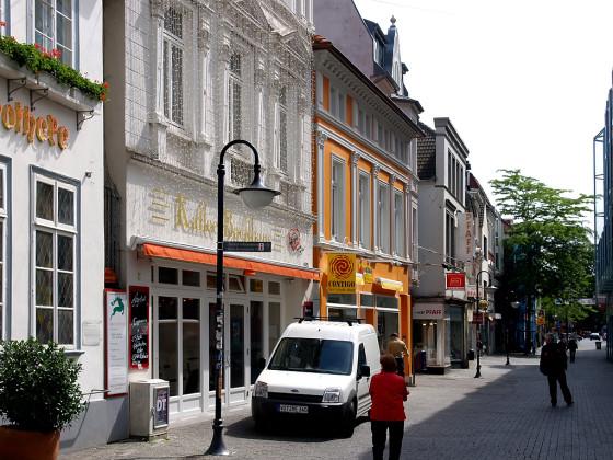 Oldenburg, Staustr.