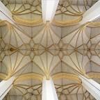 Frauenkirche München - Deckengewölbe
