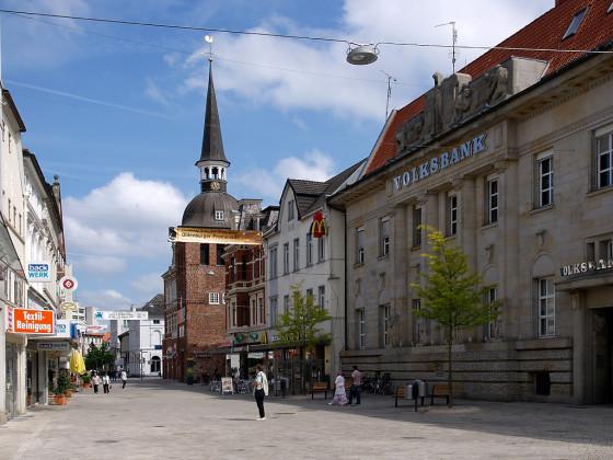 """Oldenburg, """"Lappan"""", Wahrzeichen der Stadt"""