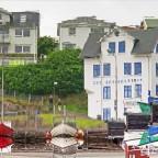 Tórshavn gespiegelt