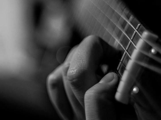 Gitarrentochter