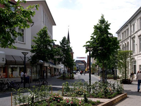 Oldenburg, Heiligengeiststr.
