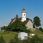 Wallfahrtskirche Mariä Himmelfahrt Hohenpeißenberg