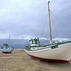 Løkken Fischerboote