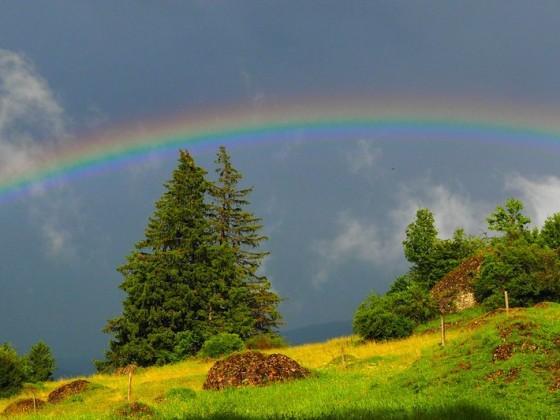 der X-te Regenbogen