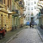 Urbanes Leben im Hamburger Karolinenviertel