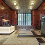 Brahms Kontor - Eingangsbereich