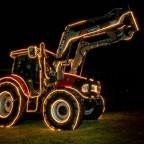 Wer seinen Traktor liebt....