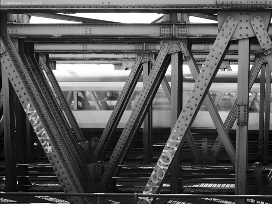 S-Bahnhof Veddel - Hamburg